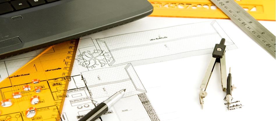 bouwkundige tekeningen
