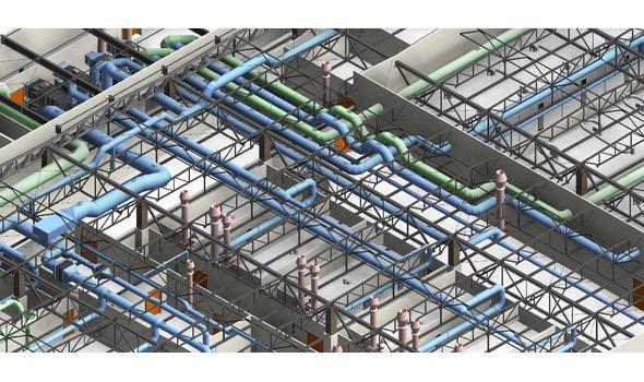 detail HVAC-technieken